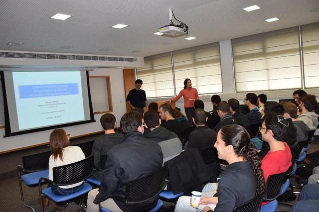 January 14, 2015 Enrichment Lecture Prof. Ronen Talmon