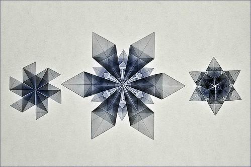 Origami Snowflake (Jo Nakashima)
