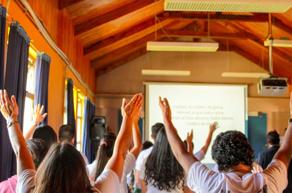 Retiro Juventud Iglesia Sauzal