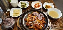 Korean Lunch, Lotte World Tower, Seoul, Korea