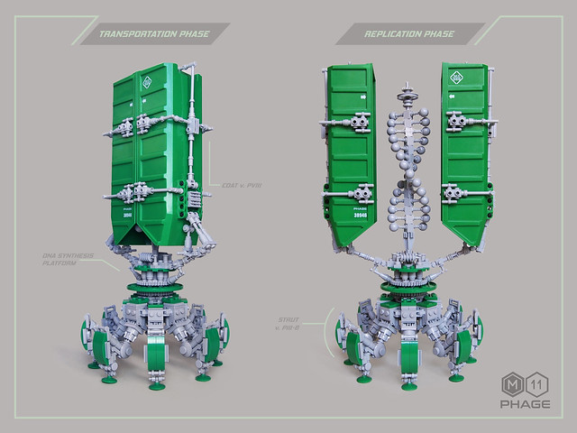 Heavy Transport  M11 Phage