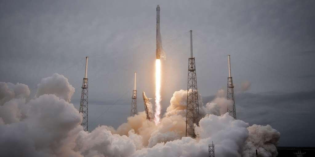 SpaceX : un autre lancement réussi ce jeudi soir