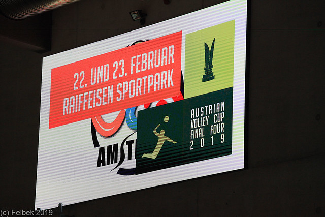 ÖVV Cup Halbfinale vs. Amstetten (Raiffeisen Sportpark Graz)