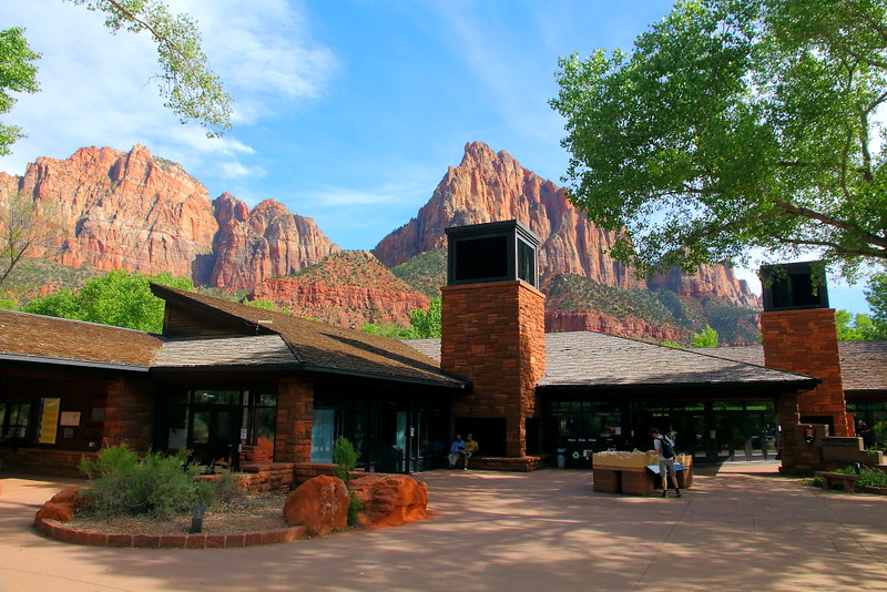 IMG_6118 Zion Canyon Visitor Center
