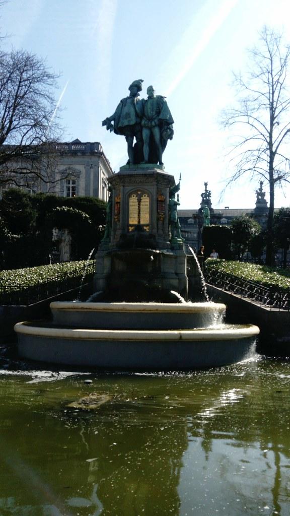 Condes icono resistencia belga