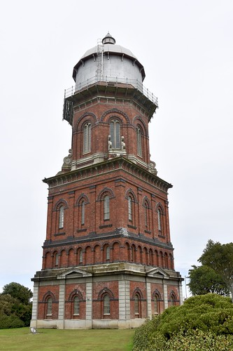 Invercargill Water Tower - 1888