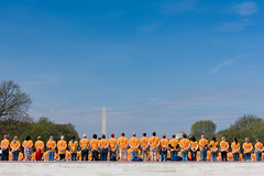 Group Photo (Capitol behind them)
