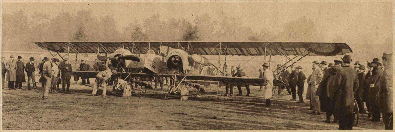 Caudron G-4 1/48 , Etienne Poulet et Jean Benoist, Paris-Melbourne 1919. Decals Meliusmanu 47528786441_cdf72be27f_h