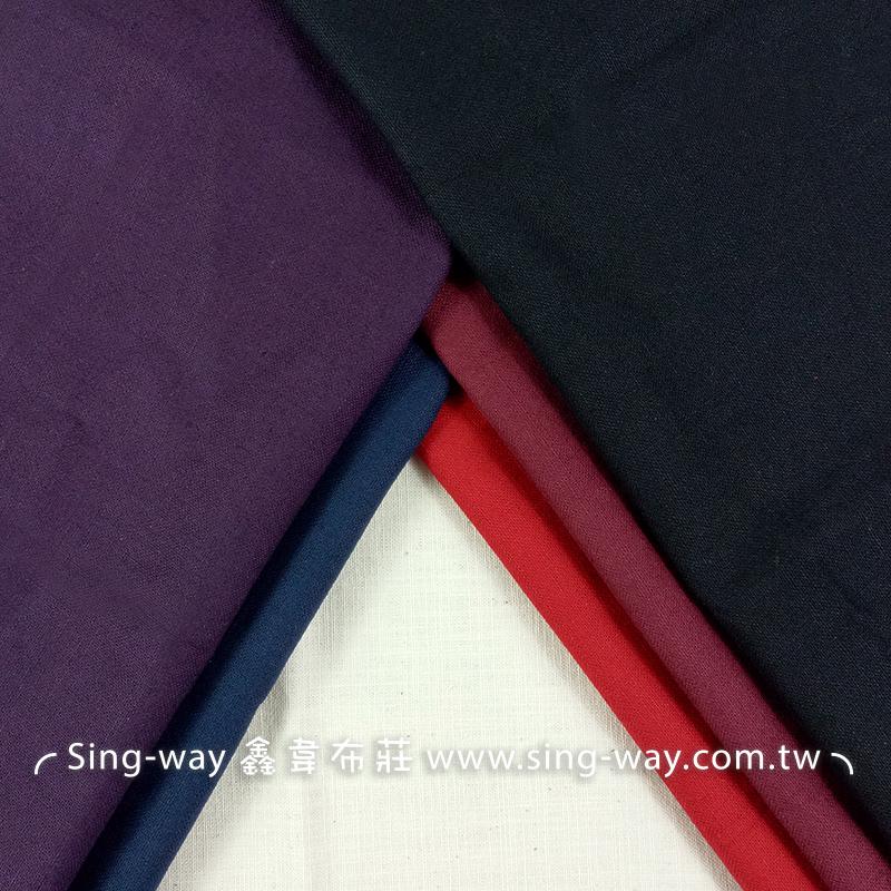 素面 簡約無印 禪風 束口袋 收納提袋 素面布料 中國服裝布料 FA790067