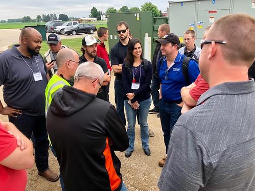 ABC Operator Training at the University of Wisconsin, Oshkosh in June 2018.