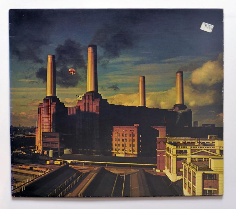 A0307 Pink Floyd Animals NL