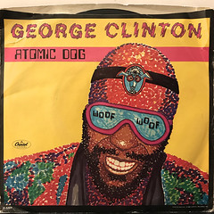 GEORGE CLINTON:ATOMIC DOG(JACKET B)