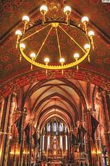 Matthias Church - Budapest Parliament - Hungary