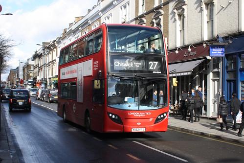 London United ADH45049 YX62FTZ