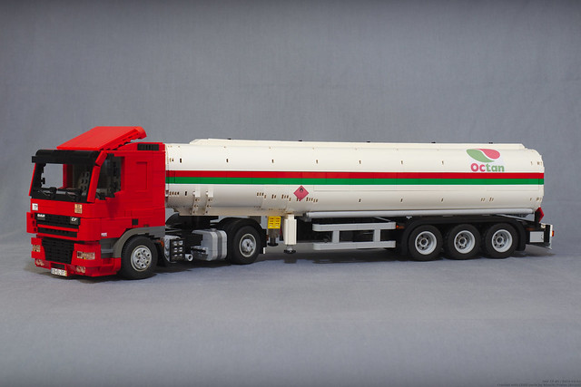 DAF CF 85 - 01