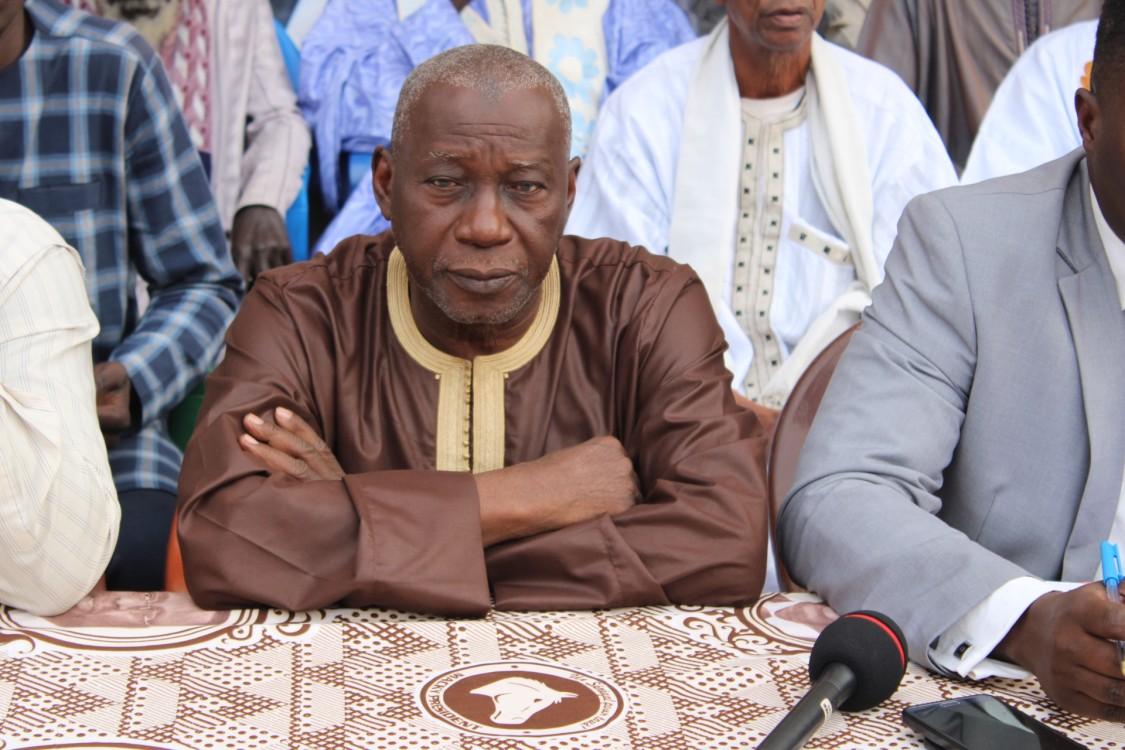 Rencontre Benno Bokk Yaakaar Cambérène 2 Avec Issa Sow, responsable Politique amis de Macky Sall (1)