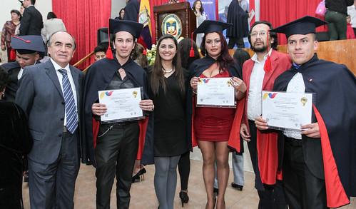 Graduación Bachilleres Todos ABC Fase II - Quito