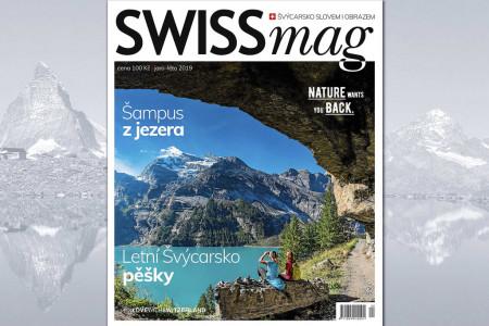 Jak se zima ukládá k spánku a příroda se probouzí, do myslí všech milovníků Švýcarska se prodírají myšlenky na tamní přírodní kouty a úkazy. Touha být zase tam se zakusuje hluboko do těla. Čelist má silnou, takže obvy...