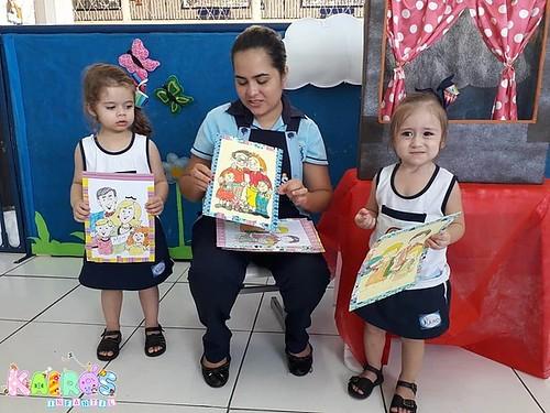 """""""Conteúdo Família"""" na Educação Infantil"""