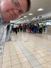 Aeropuerto internacional de las Americas.