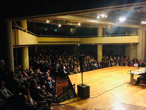18.1.2019, Καλαμάτα: Παρουσίαση του βιβλίου του Ευ. Βενιζέλου