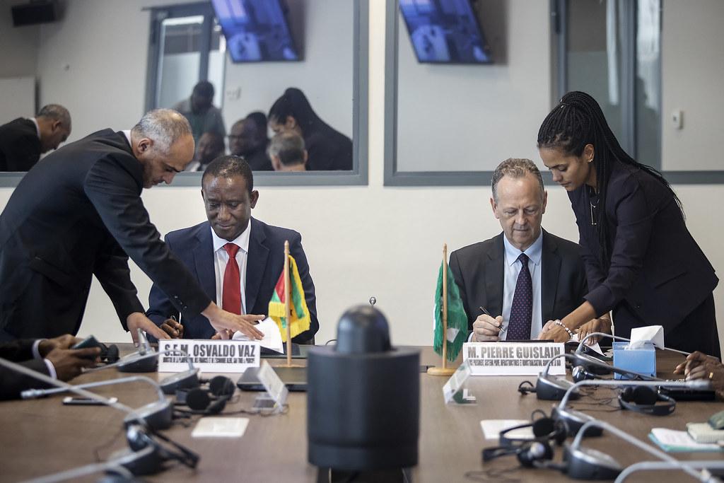Sao Tomé & Principe: La Bad injecte 2millions de dollars dans l'aménagement portuaire