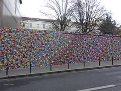 Le mur du Carré de Baudouin