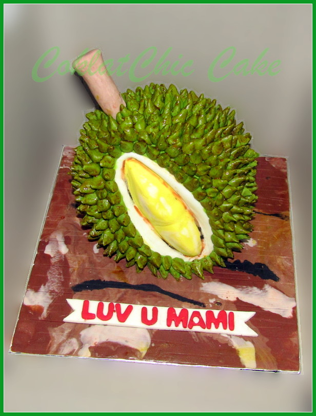 Cake durian MAMI 20 cm