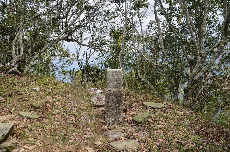 大原山三等三角點(# 7142 Elev. 1114 m) 2