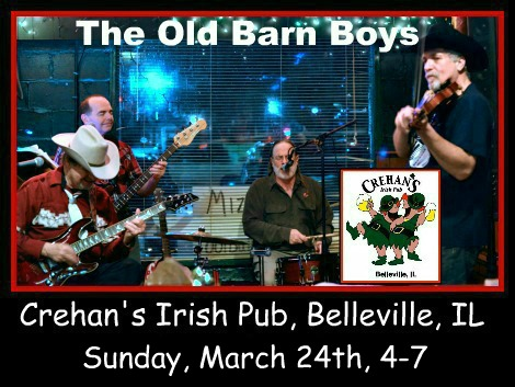 The Old Barn Boys 3-24-19