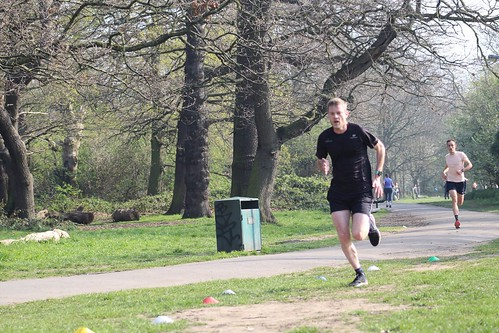 Tooting Common Park Run #163