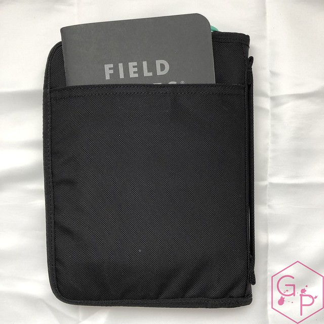 Bond Travel Gear Wallet & Field Journal & Tomoe River Notebooks Review 39
