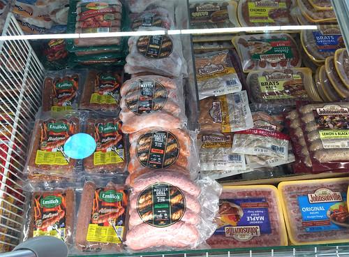 64 - Bratwürste - Jumbo Supermercado - Puerto Plata
