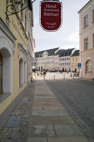 Schneeberg - Gasse