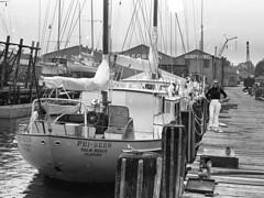 jakobsen boatyard  Oyster Bay  NY    1965-66