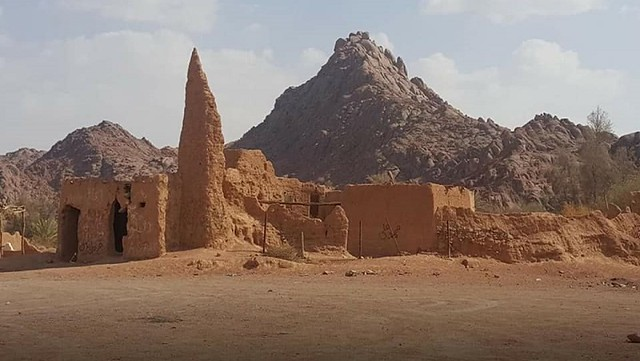 5015 Where is the Grave and Palace of Hatem Tai situated in Saudi Arabia 00
