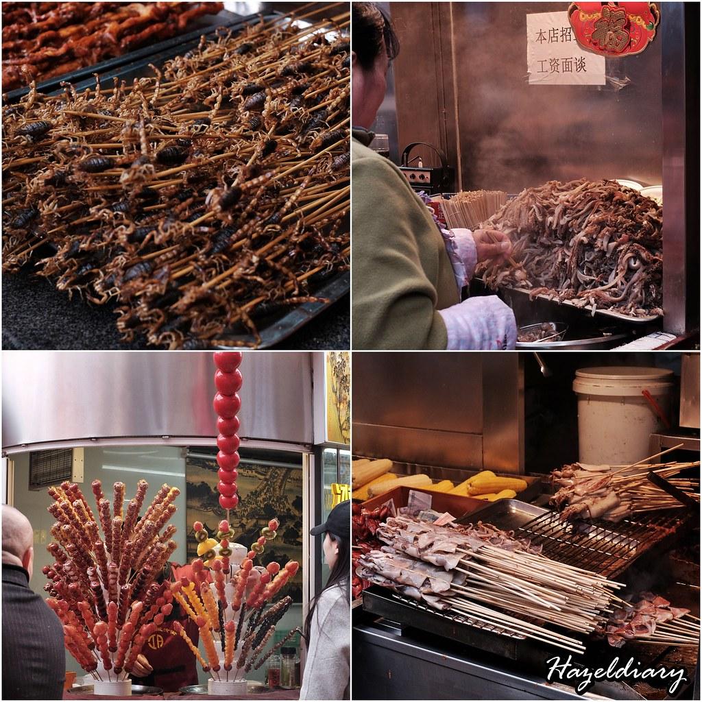 wangfujing snack street-1