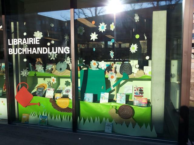 Librairie Librophoros, à Fribourg