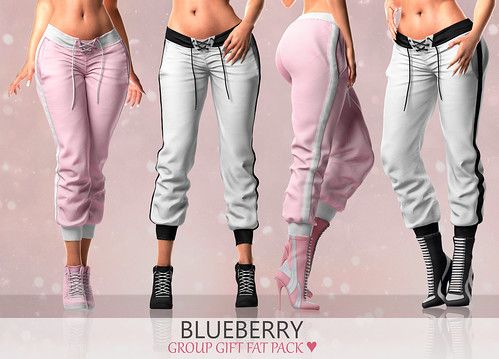 Blueberry - Group Gift - Joggers