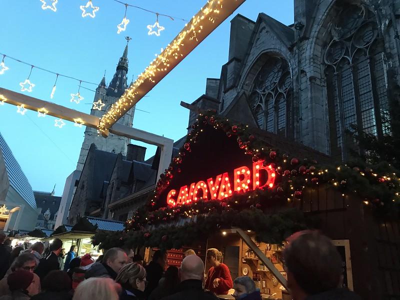 Navidad en Gante