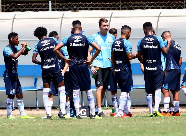 Jogo-treino Grupo de Transição: Grêmio x Aimoré