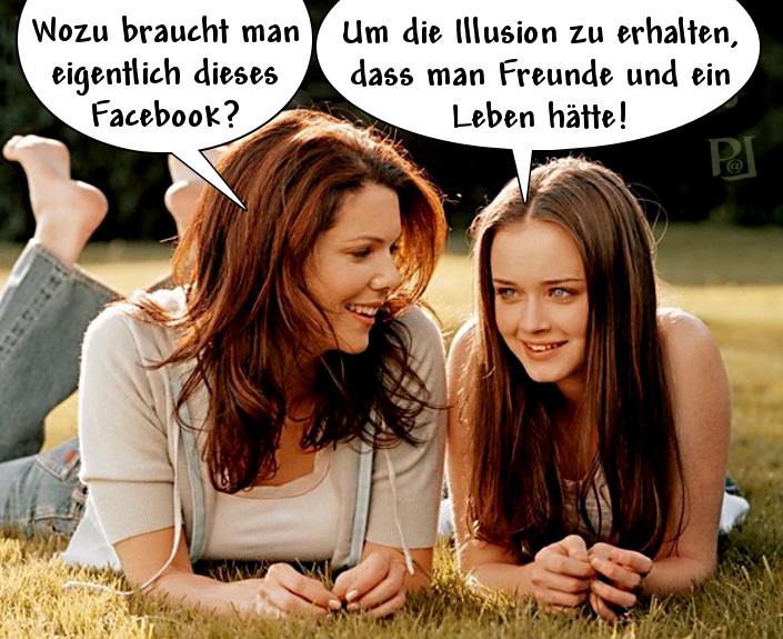 Wozu braucht man Facebook