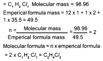 Plus One Chemistry Model Question Papers Paper 4 a30a