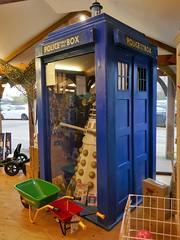 The Original Tardis, Dr Who