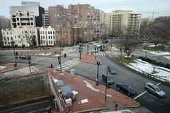 Over Washington Circle 3