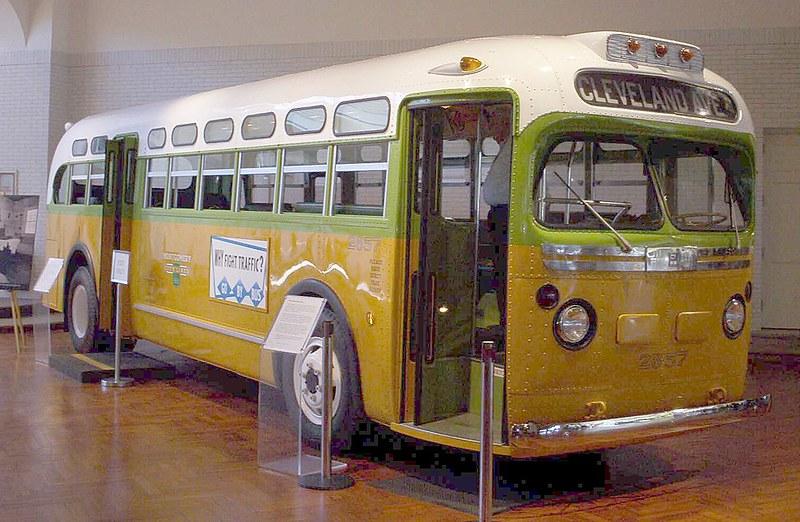 Autobus Rosa Parks