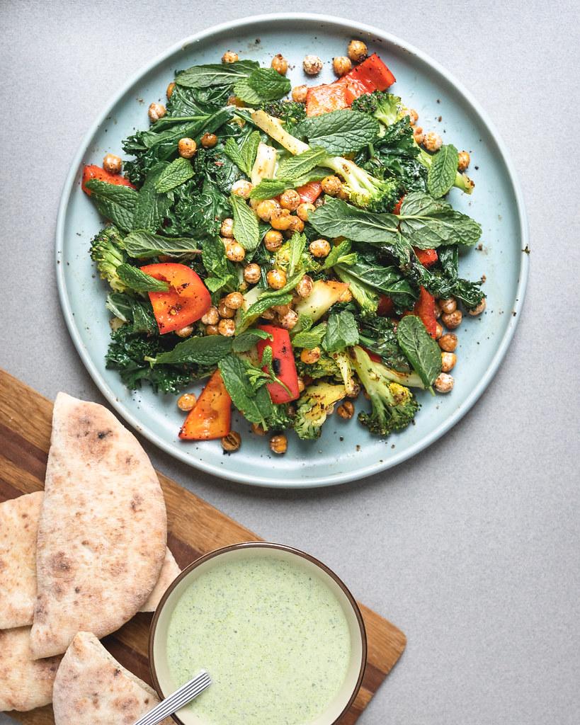 kikaerter-salat