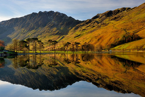 The Buttermere sentinels