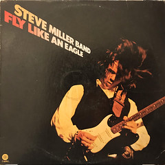 STEVE MILLER BAND:FLY LIKE AN EAGLE(JACKET A)