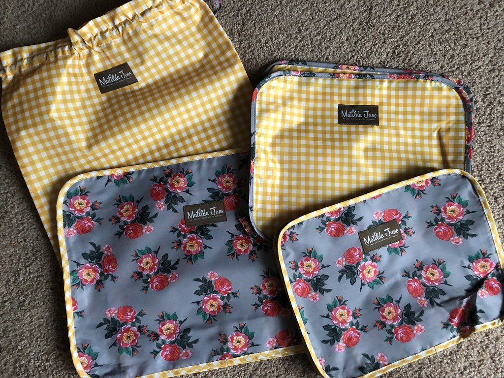matilda jane packing set
